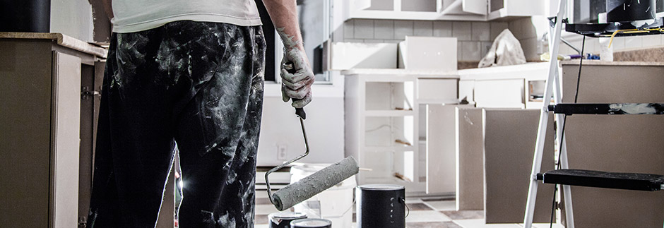 Med et byggelån får du en problemfri start på byggeprosjektet ditt